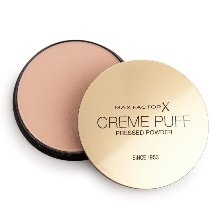 Max Factor Creme Puff Pressed Powder Natural 50 21g