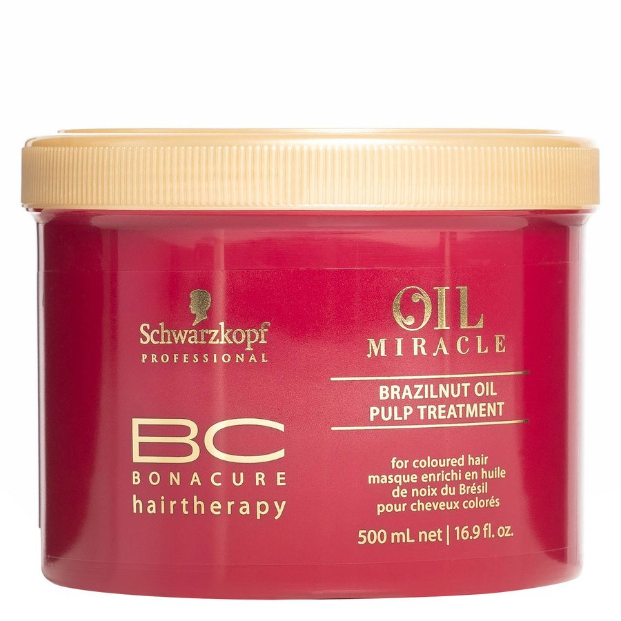 Schwarzkopf BC Bonacure Oil Miracle Brazilnut Oil Pulp Mask 500 ml