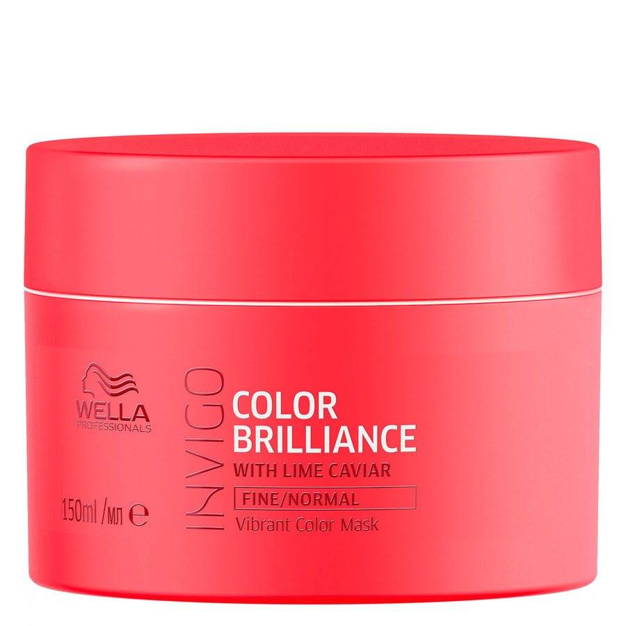 Wella Professionals Invigo Color Brilliance Mask Fine Normal Hair 150ml