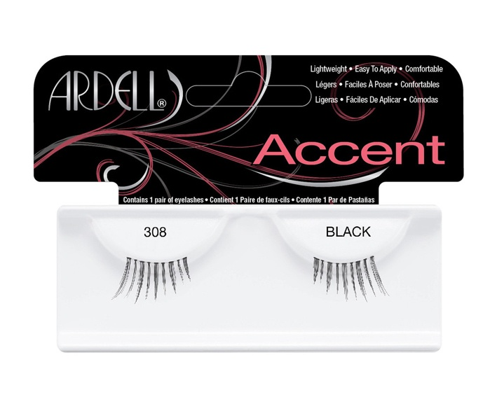 Ardell Accent Fashion Lashes 308 Black