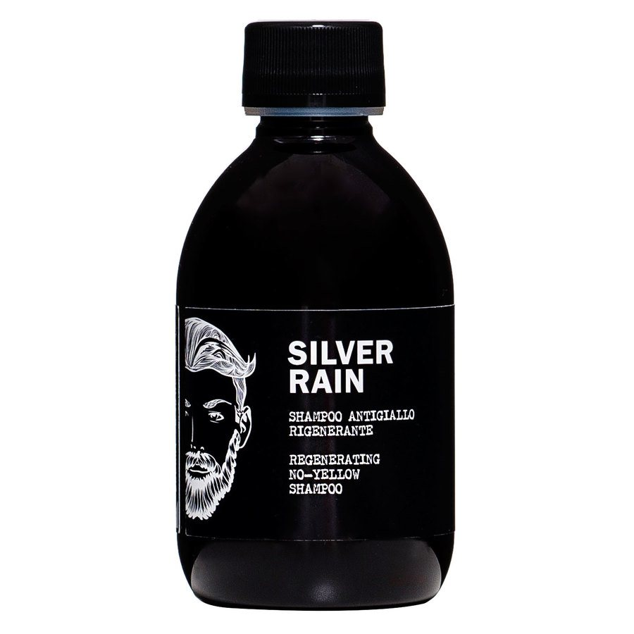 Dear Beard Silver Rain Regenerating No-Yellow Shampoo 250ml
