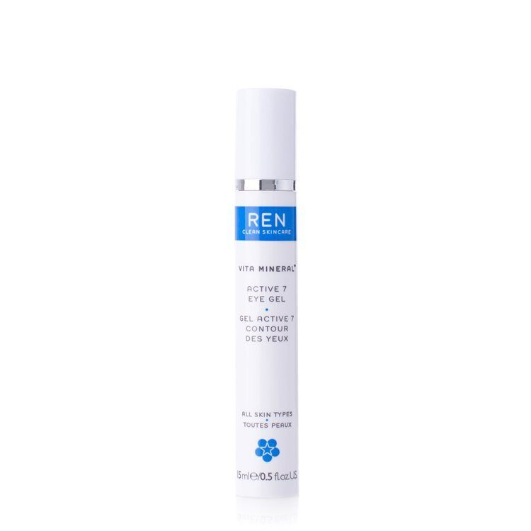 REN Active 7 Radiant Eye Gel 15 ml
