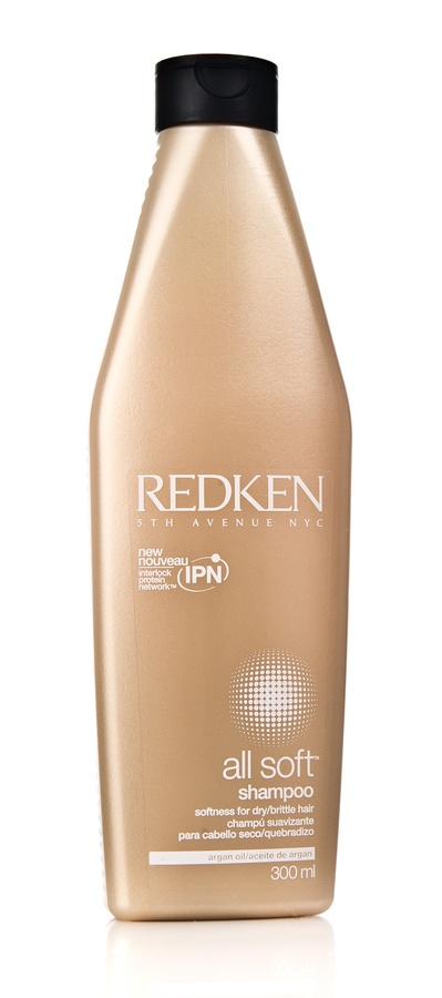 Redken All Soft Shampoo 300 ml