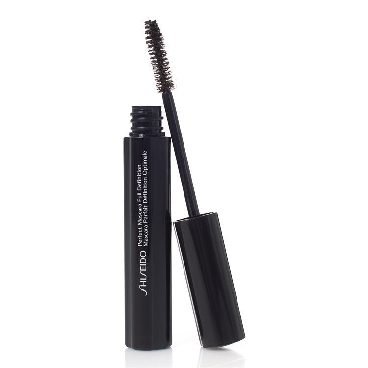 Shiseido Perfect Mascara Full Definition Volume, Length And Separation Brown BR602