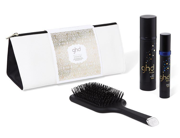 Ghd Arctic Gold Style presentset
