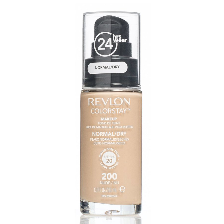 Revlon Colorstay Makeup Normal/Dry Skin 200 Nude 30 ml