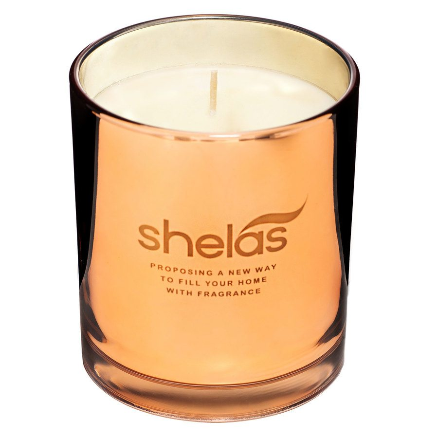 Shelas Scented Candle Spicy Vanilla