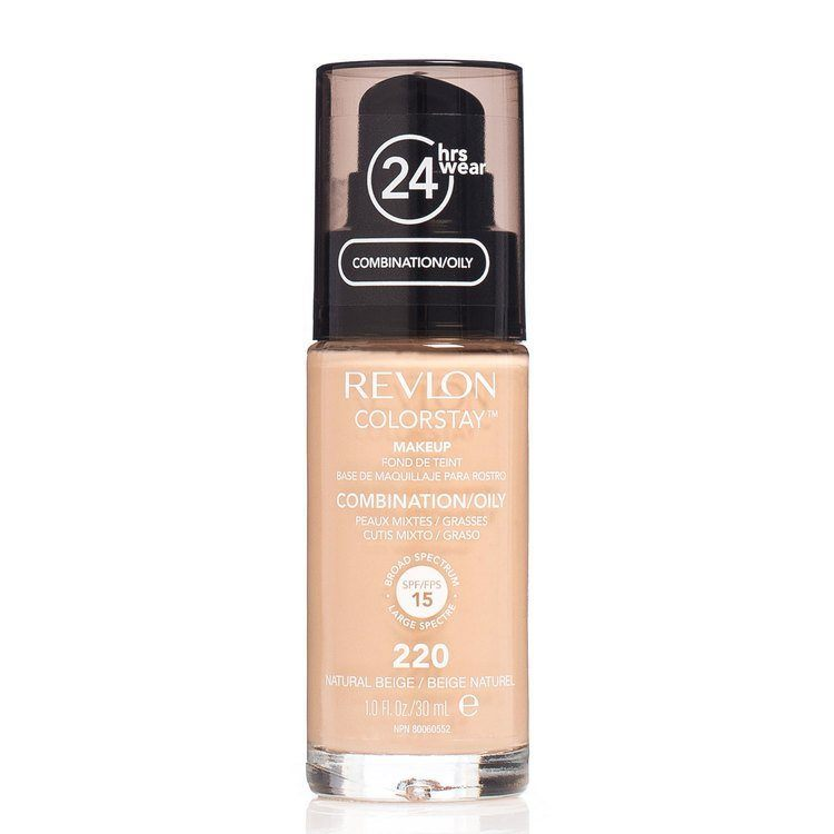 Revlon Colorstay Makeup Combination/Oily Skin 220 Natural Beige 30 ml