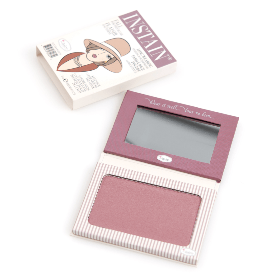 The Balm Instain Long Wearing Powder Blush Pinstripe 5,5 g