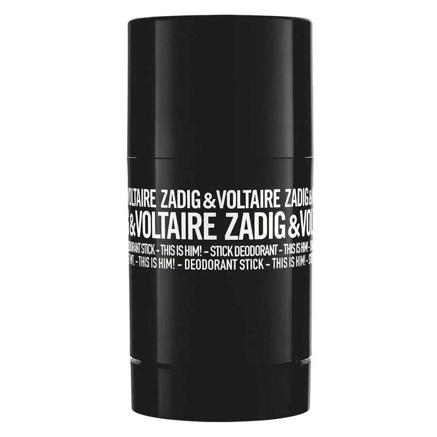 Zadig & Voltaire This Is Him Deodorant Stick 75 gr