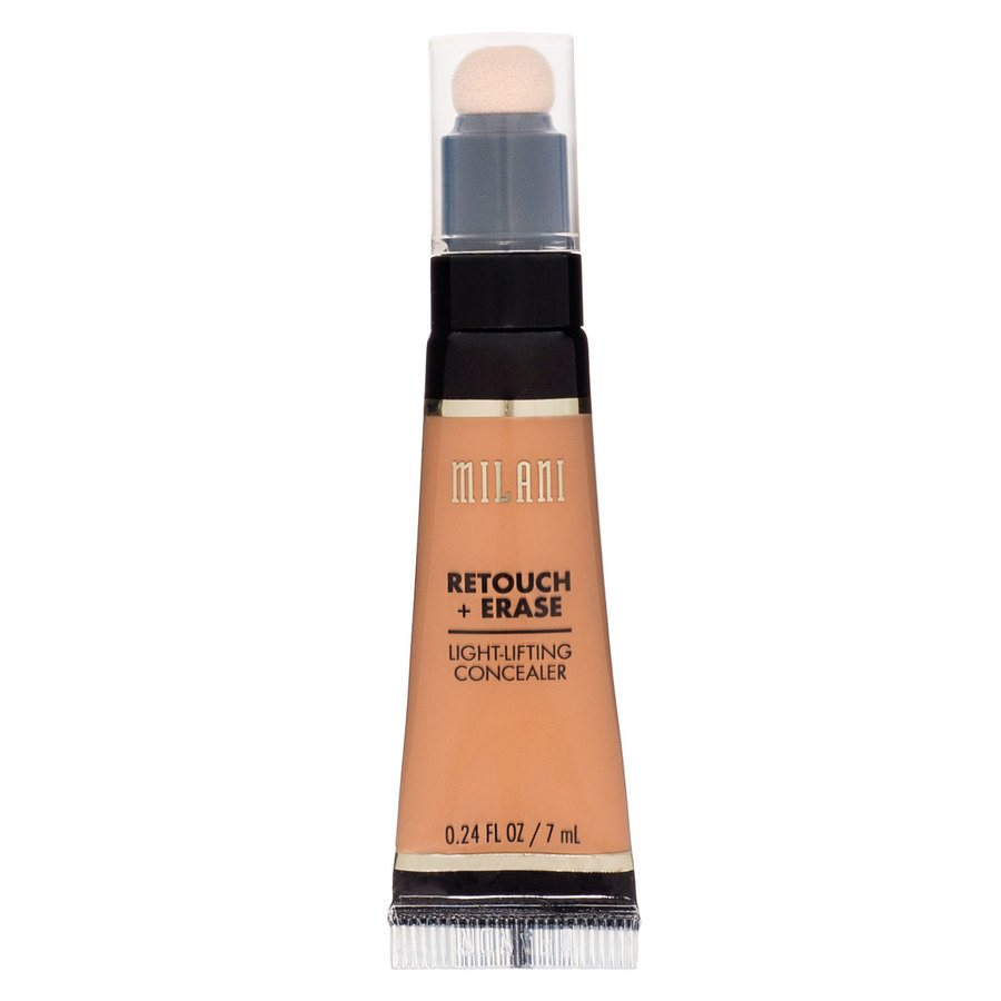 Milani Retouch + Erase + Light Lifting Concealer Deep Honey