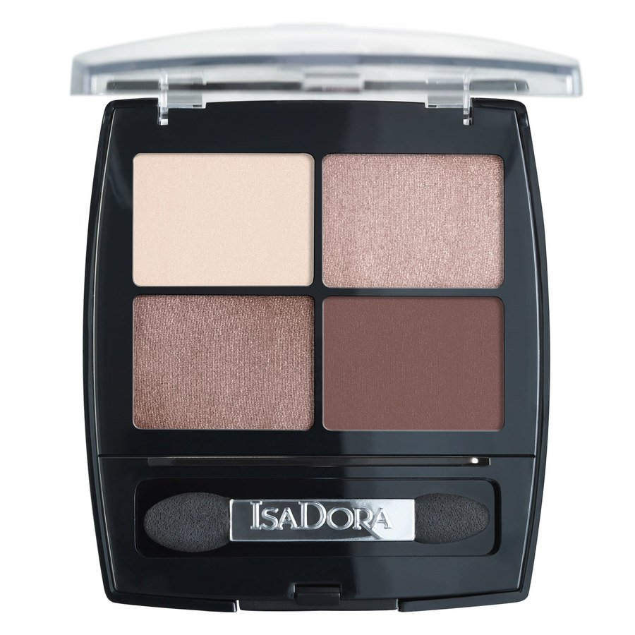 IsaDora Eye Shadow Quartet 51 Cappucino 5 g