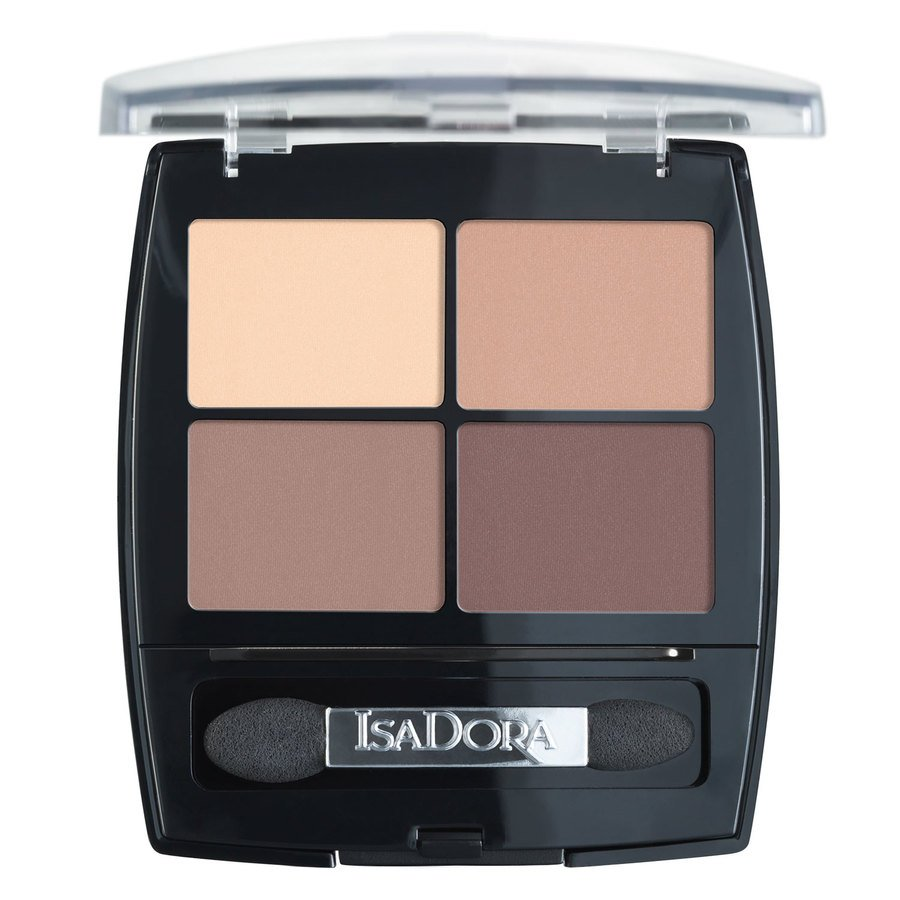 IsaDora Eyeshadow Quartet 44 Muddy Nudes 5 g