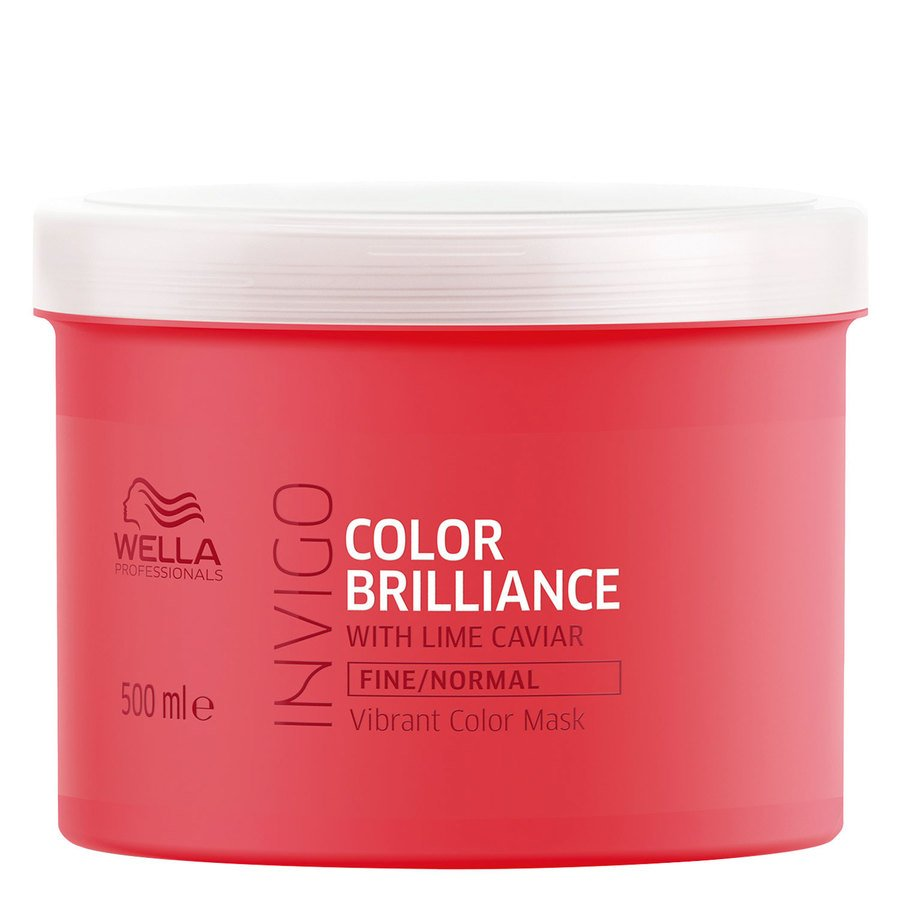 Wella Professionals Invigo Color Brilliance Mask Fine Hair 500ml