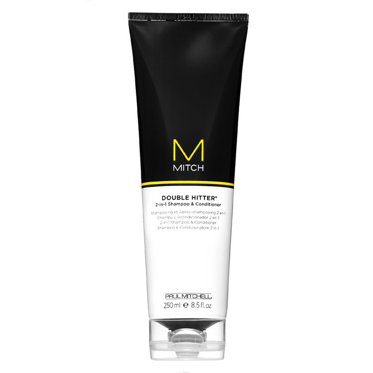 Paul Mitchell – Mitch – Double Hitter Sulfate Free 2-in-1 Shampoo And Conditioner 250 ml