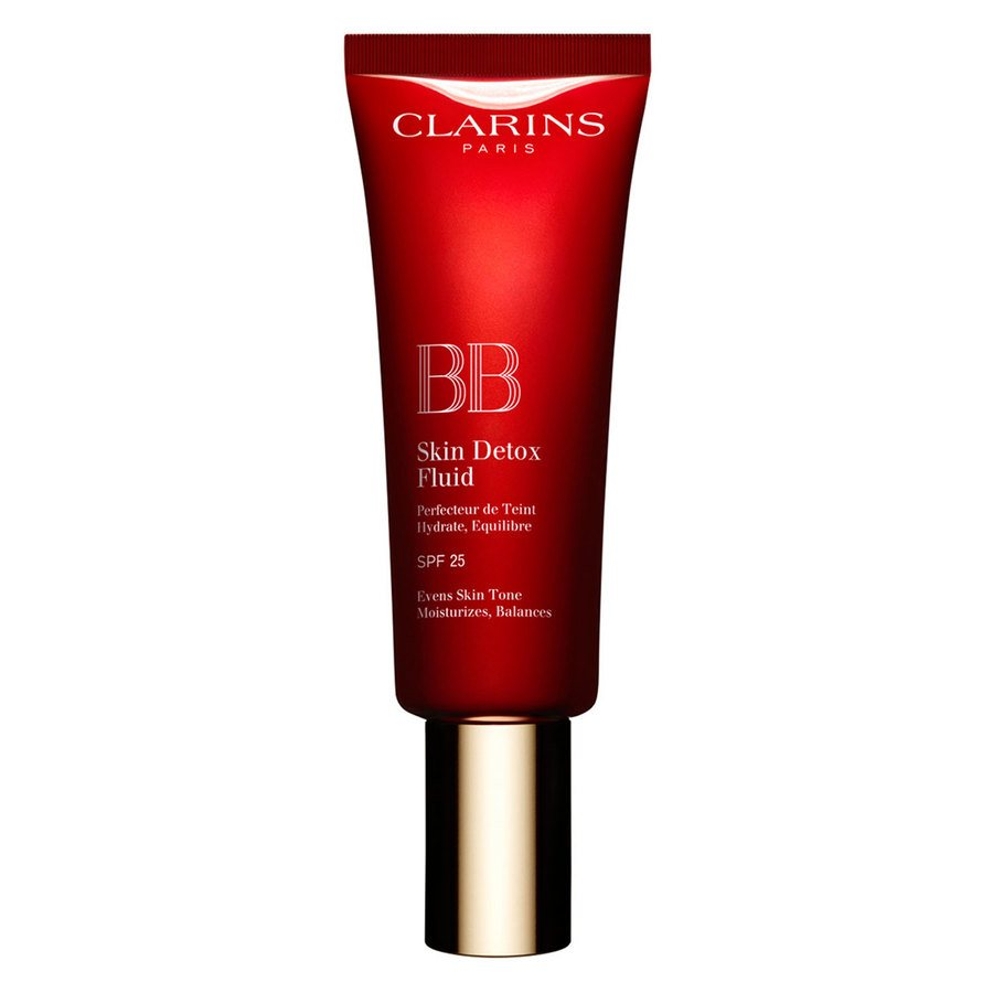 Clarins BB Skin Detox Fluid SPF25 #02 Medium 45 ml