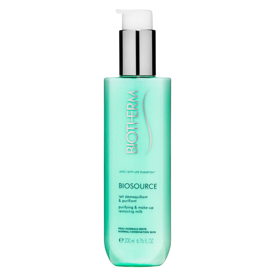 Biotherm Purifying & Make-Up Removing Milk Normal/Combination Skin 200 ml