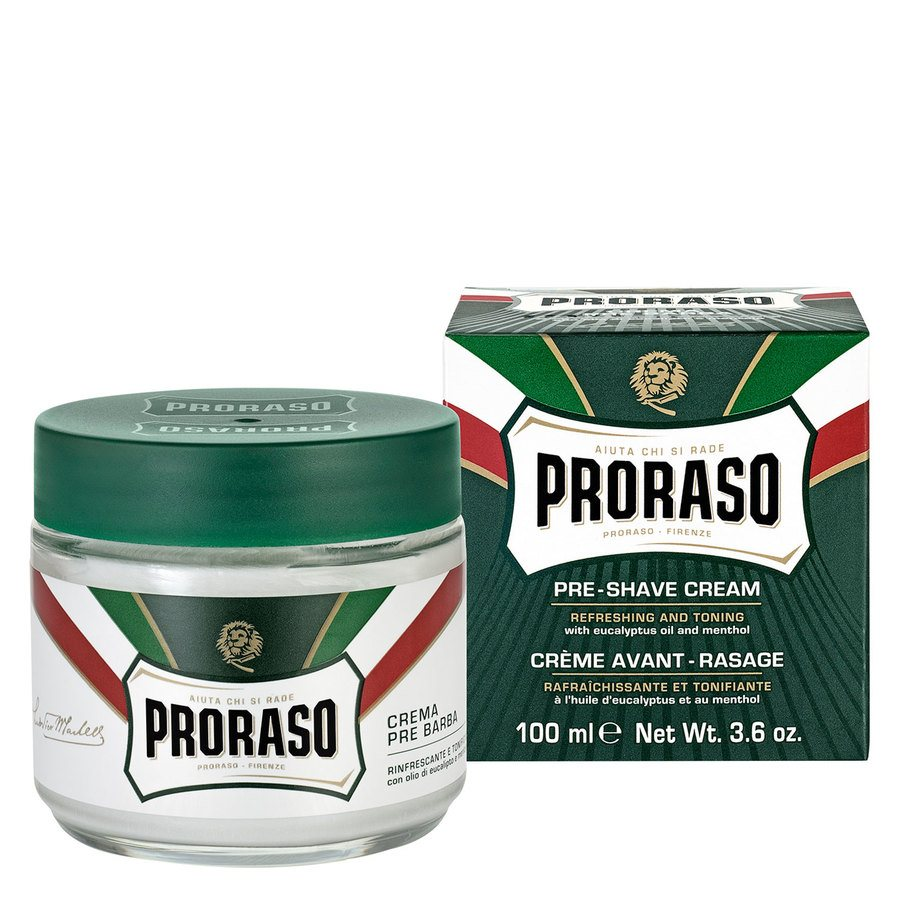 Proraso Pre-Shave Cream Eucalyptus And Menthol 100 ml