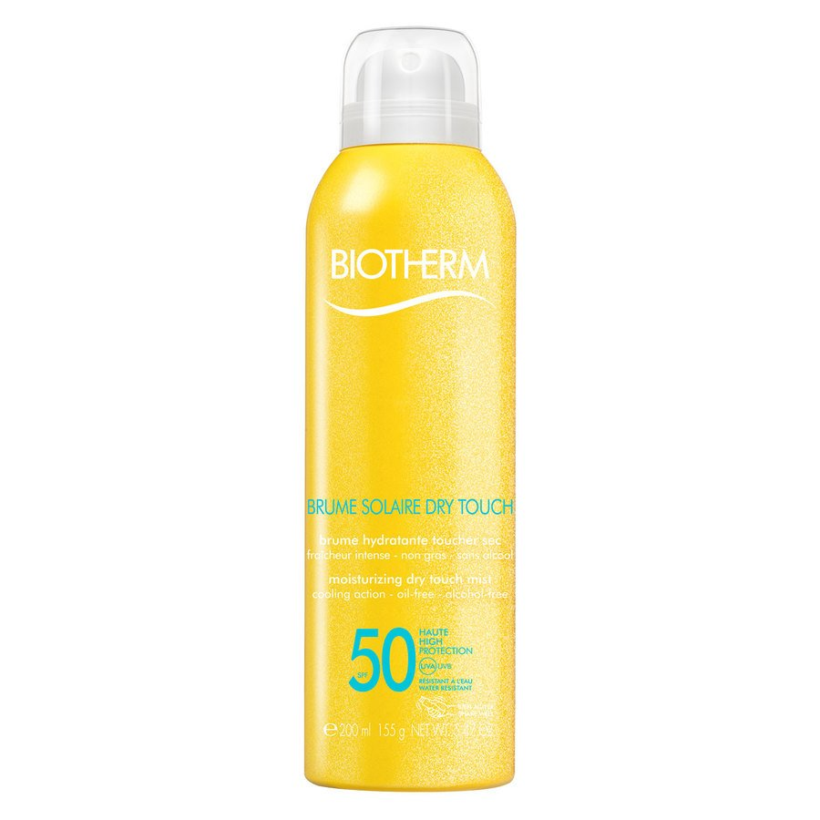 Biotherm Brume Solaire Dry Touch Sun Screen SPF50 200 ml