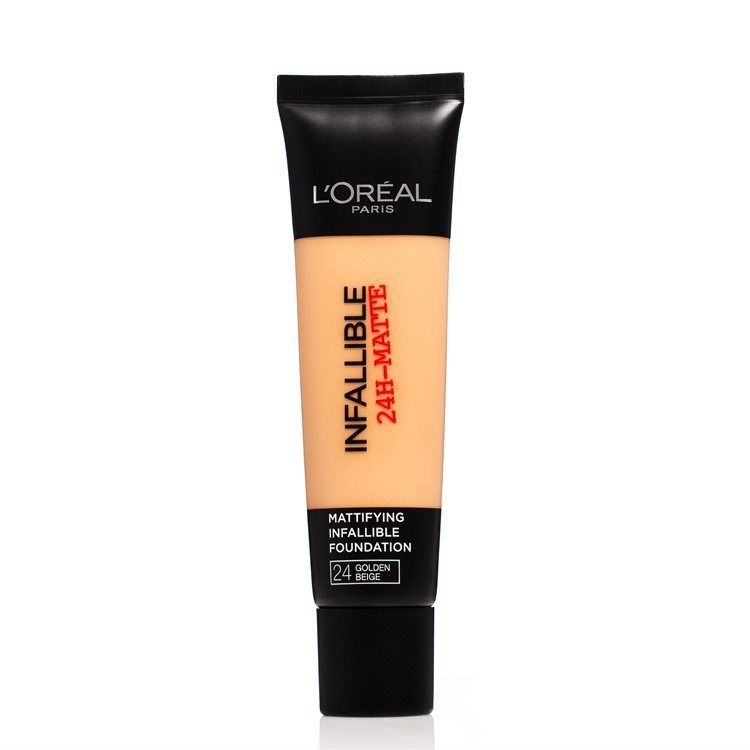 L'Oréal Paris Infallible 24 h Matte Foundation #24 Golden Beige