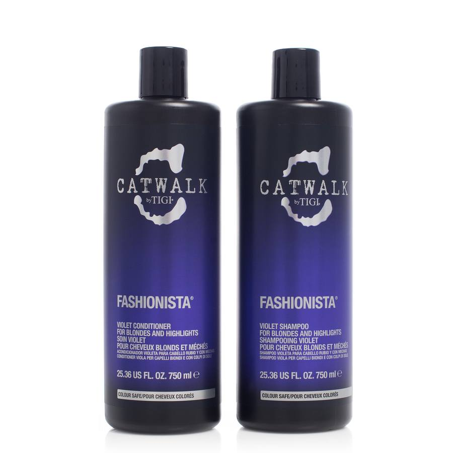 Tigi Catwalk Your Highness Shampoo och Balsam Duo 2 x 750 ml