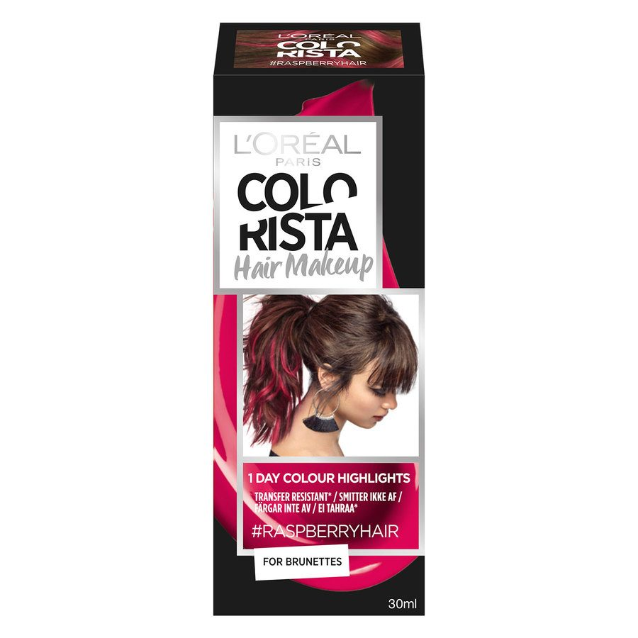 L'Oréal Paris Colorista Hair Makeup 13 Raspberry