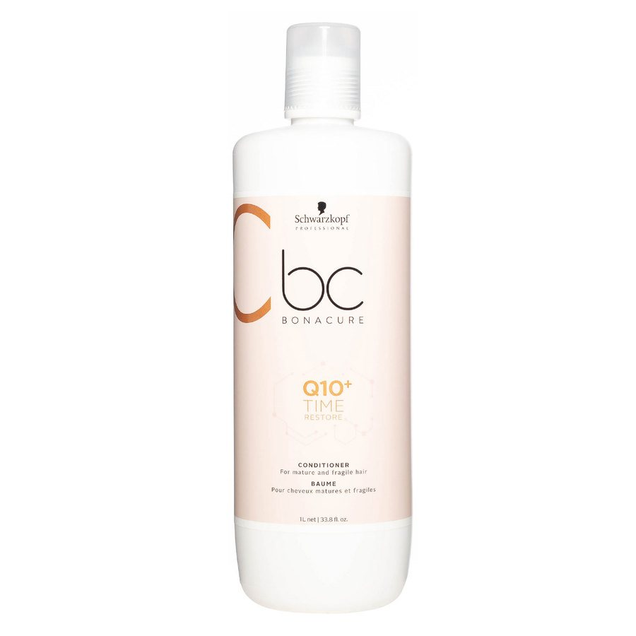 Schwarzkopf BC Bonacure Q10+ Time Restore Conditioner 1000 ml