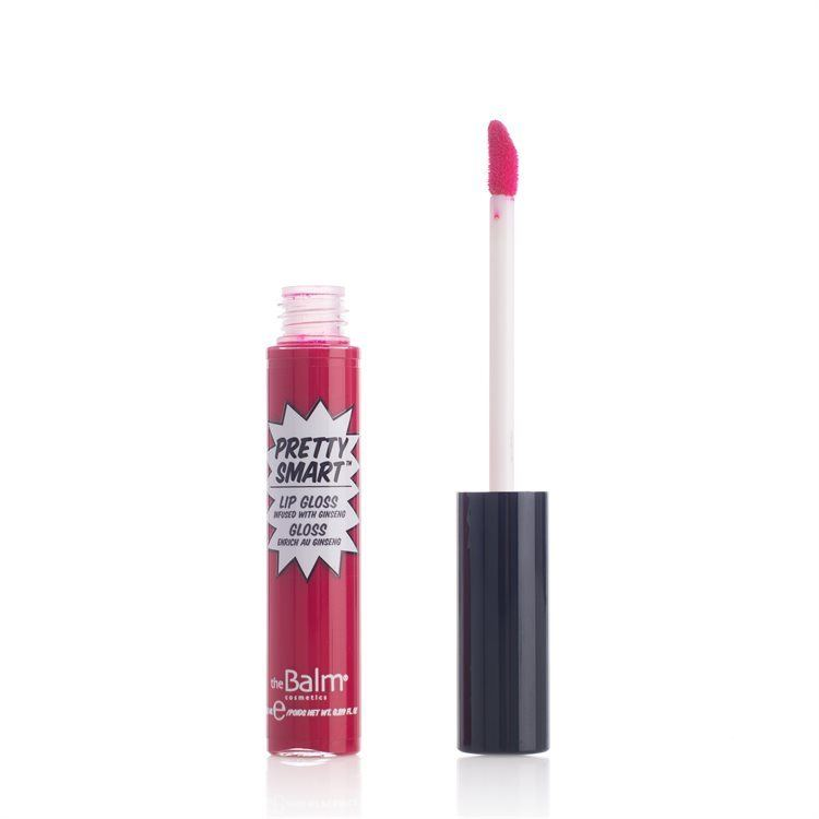 theBalm Pretty Smart Lip Gloss Hubba Bubba