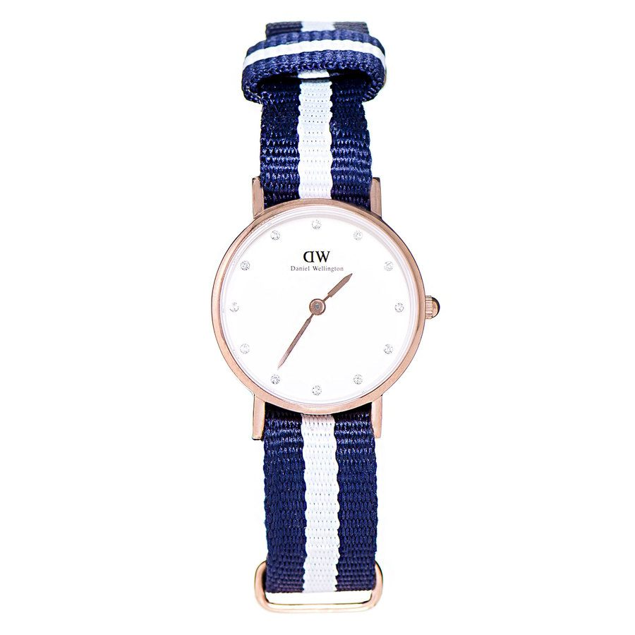 Daniel Wellington Classic Glasgow Rose Gold 26 mm