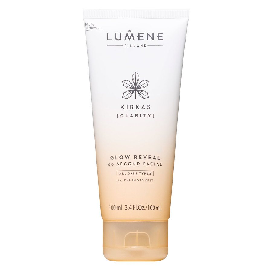 Lumene Kirkas Glow Reveal 60 Second Facial 100 ml