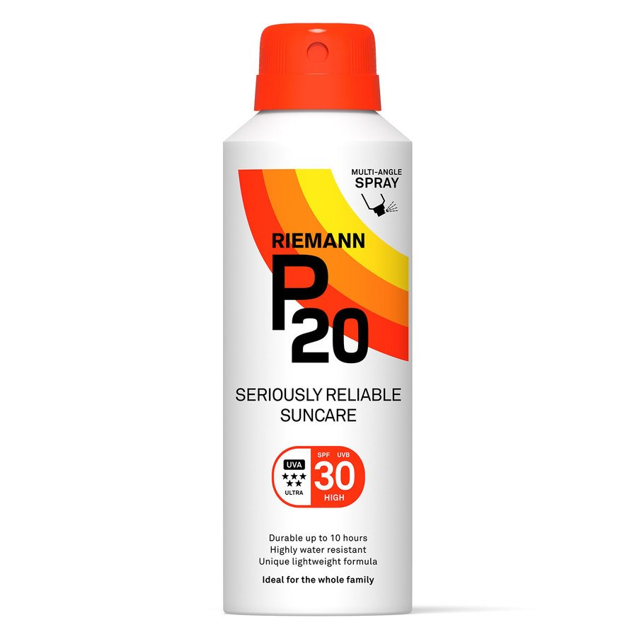 Riemann P20 10 Hours Sun Protection Spray SPF 30 150 ml