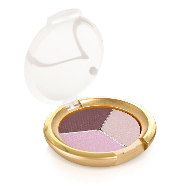 Jane Iredale PurePressed Triple Eye Shadow Pink Bliss 2,8 g