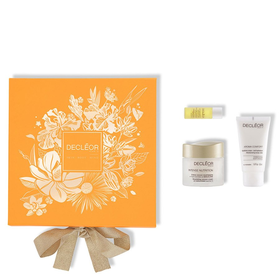 Decléor Skin Body Mind Moisture Kit Intense Nutrition Gift Set