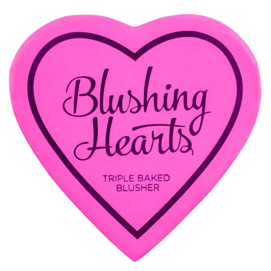 I Heart Revolution Blushing Hearts Blusher Bursting with Love