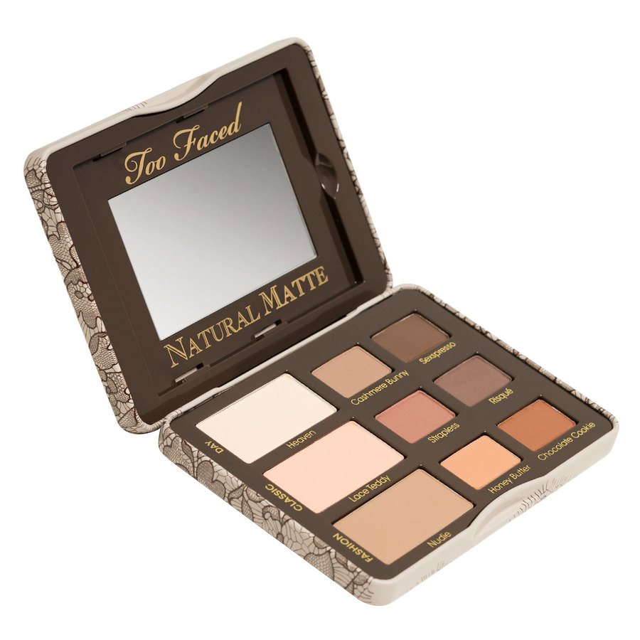 Too Faced Natural Matte Palette 11g