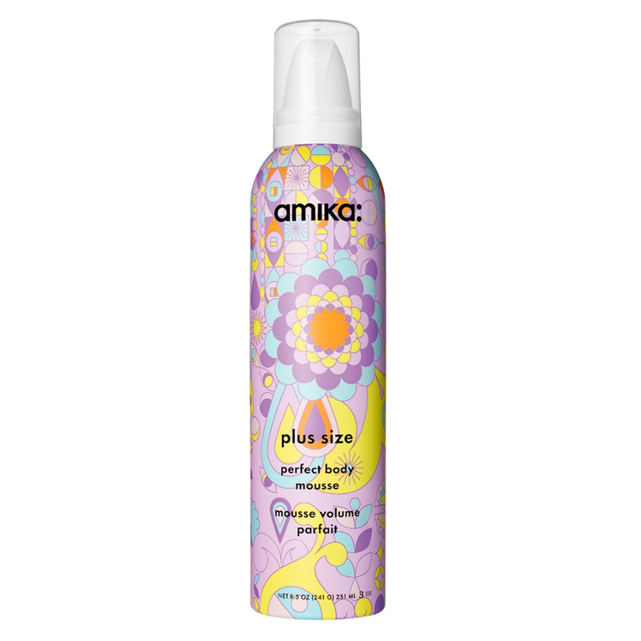 Amika Plus Size Perfect Body Mousse 250 ml