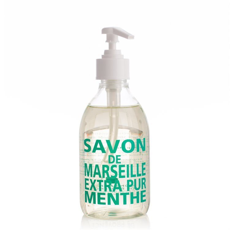 Compagnie De Provence Liquid Soap Mint Te 300 ml