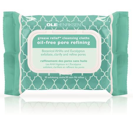 Ole Henriksen Grease Relief Refine Pores Cleansing Cloths