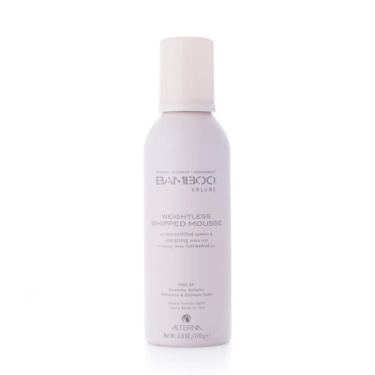Alterna Bamboo Volume Weightless Whipped Mousse 200ml