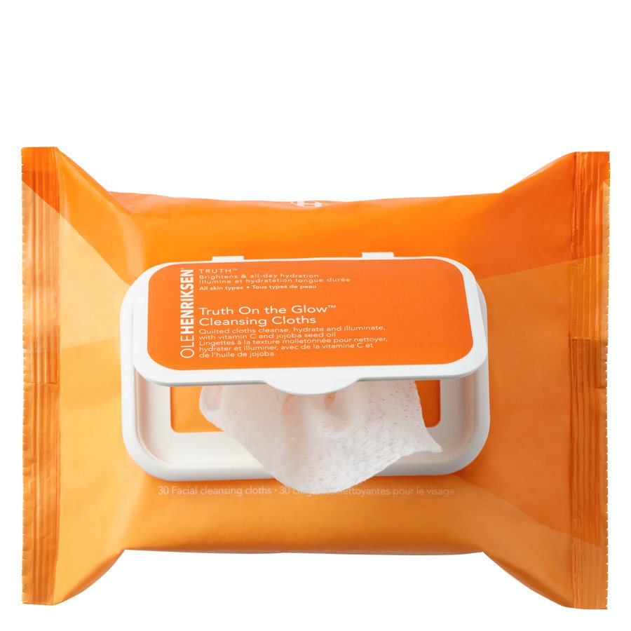 Ole Henriksen Truth On The Glow Cleansing Cloths 30-pack