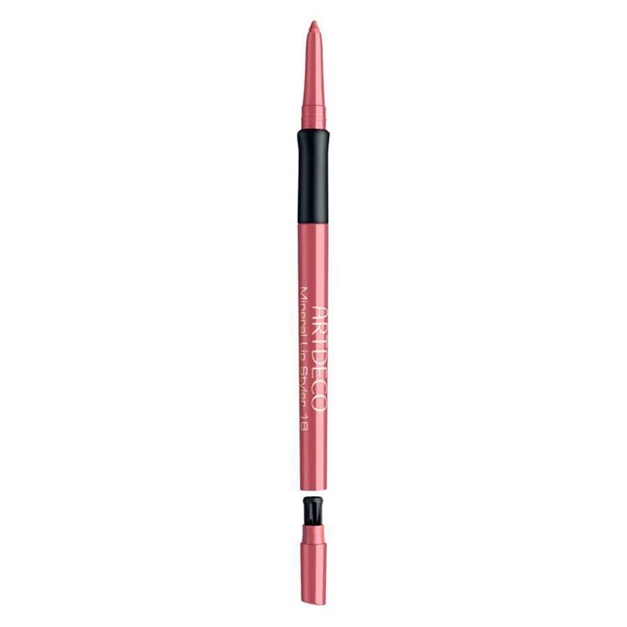 Artdeco Mineral Lip Styler #18 Mineral english rose