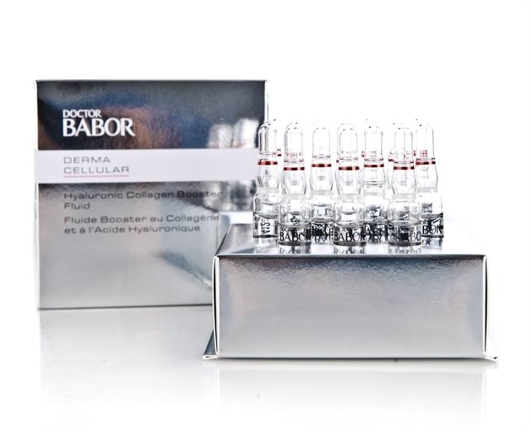 Babor Doctor Babor Derma Cellular Hyaluronic Collagen Booster Fluid 14 x 2 ml