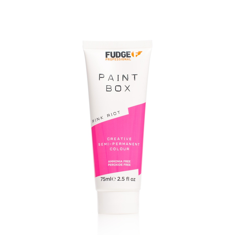 Fudge Paintbox Tubes Pink Riot 75ml
