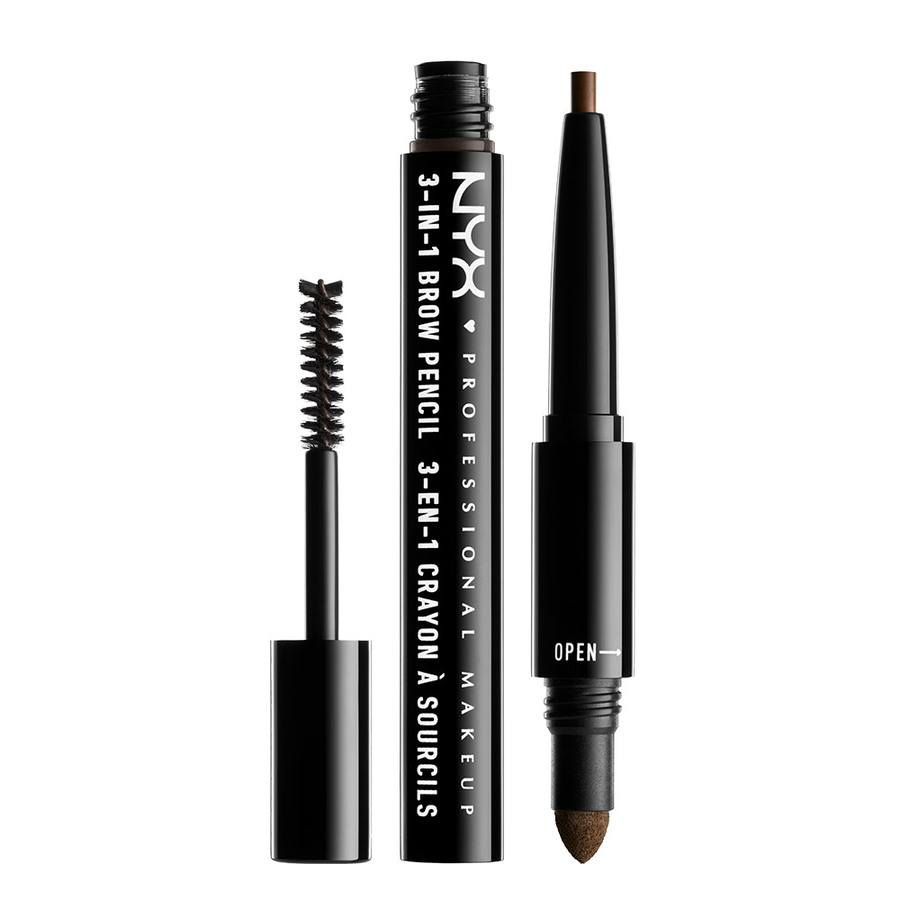 NYX Professional Makeup 3-In-1 Brow Espresso 31B07