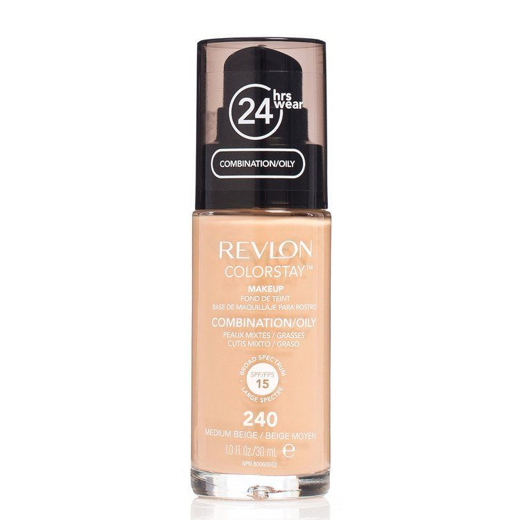 Revlon Colorstay Makeup Combination/Oily Skin 240 Medium Beige 30 ml