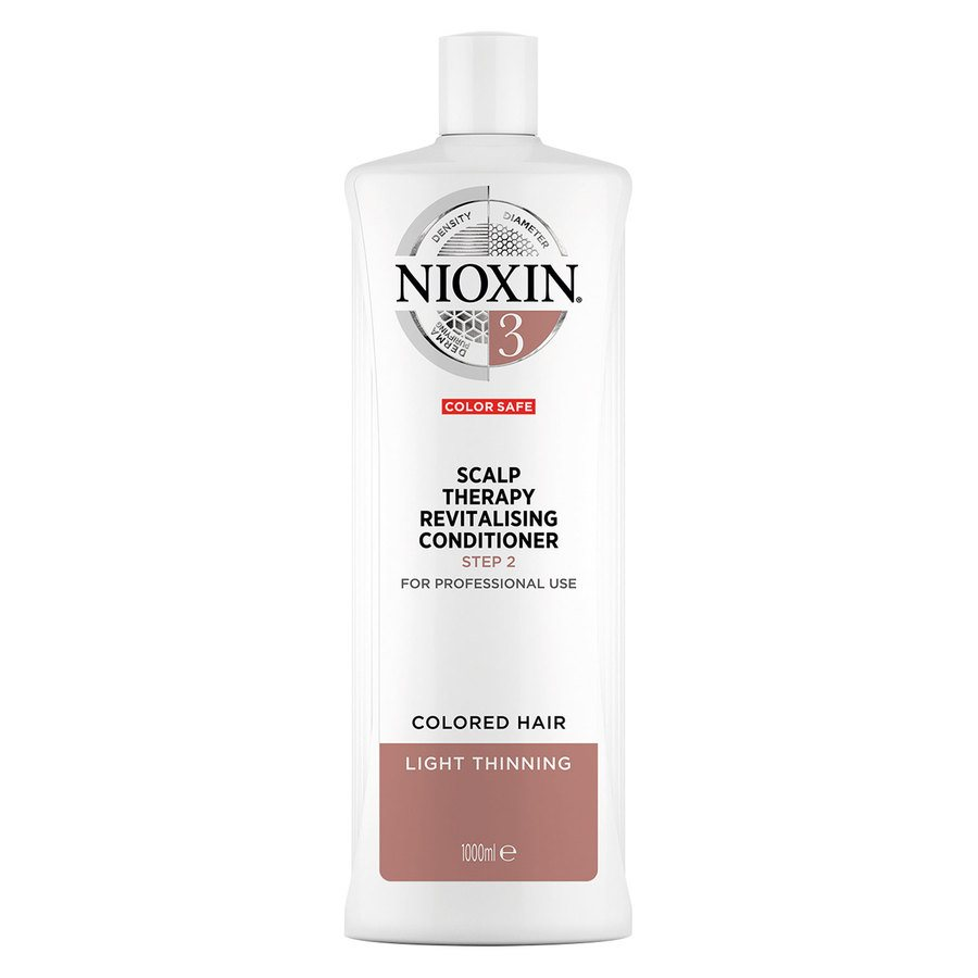 Nioxin System 3 Scalp Therapy Revitalizing Conditioner 1000 ml