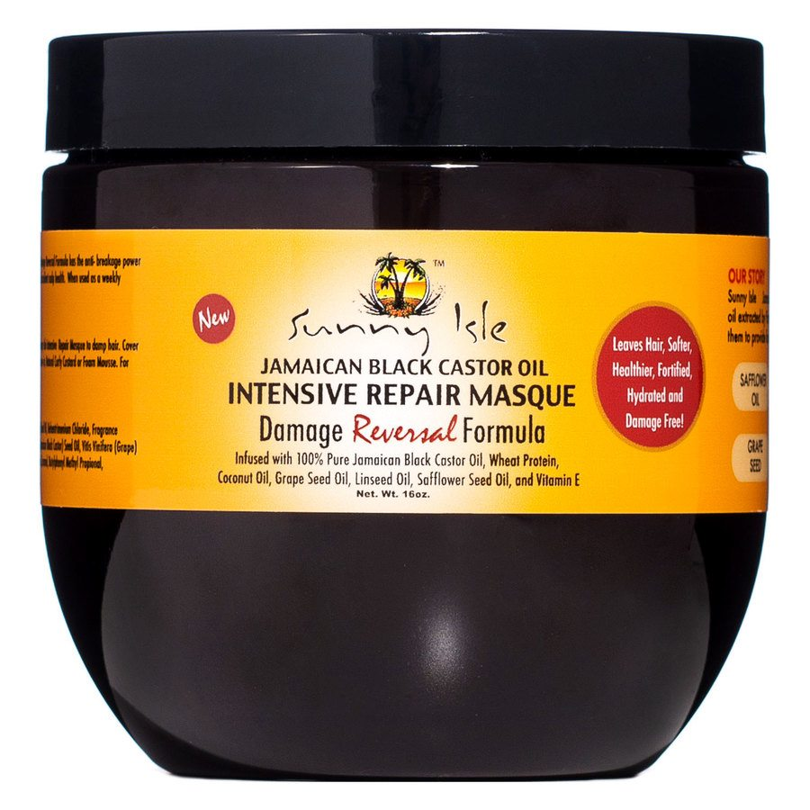 Sunny Isle Jamaican Black Castor Oil Intensive Repair Mask 473ml