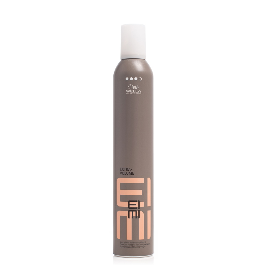 Wella Professionals Eimi Extra Volume Strong Hold Mousse 500 ml