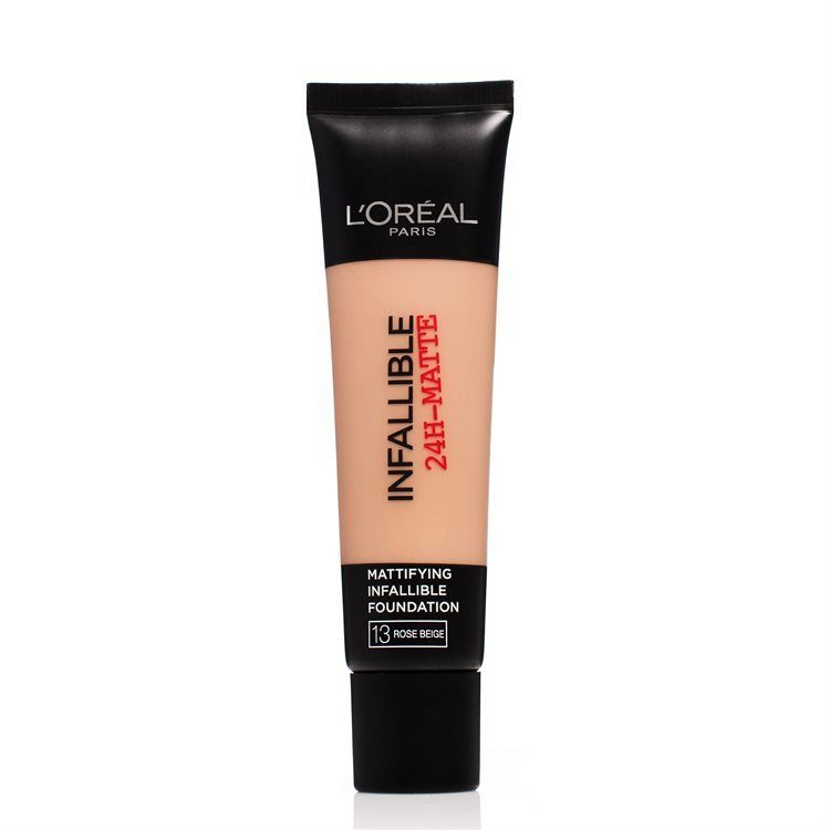 L'Oréal Paris Infallible 24 h Matte Foundation #13 Rose Beige 30 ml