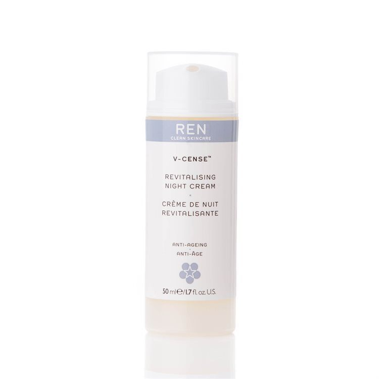 REN Frankincense Revitalising Night Cream 50 ml